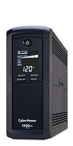 CP1350AVRLCD Battery Backup UPS