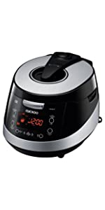 cuckoo, pressure cooker, rice cooker, CRP-HS0657F