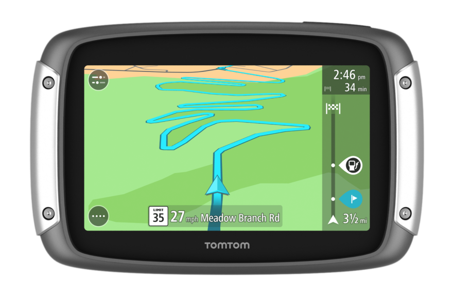 tomtom rider 400 portable motorcyle gps motorcycle navigator cell phones. Black Bedroom Furniture Sets. Home Design Ideas