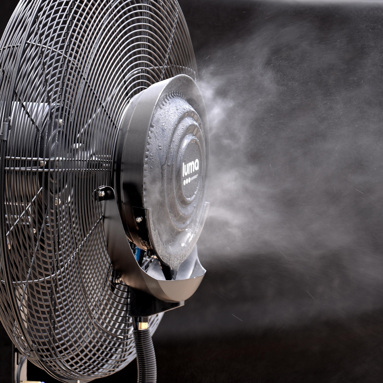 Amazon Com Luma Comfort Mf26b High Power Misting Fan