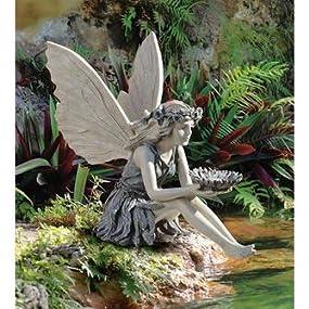 Captivating Garden Fairy, Fairy Statue