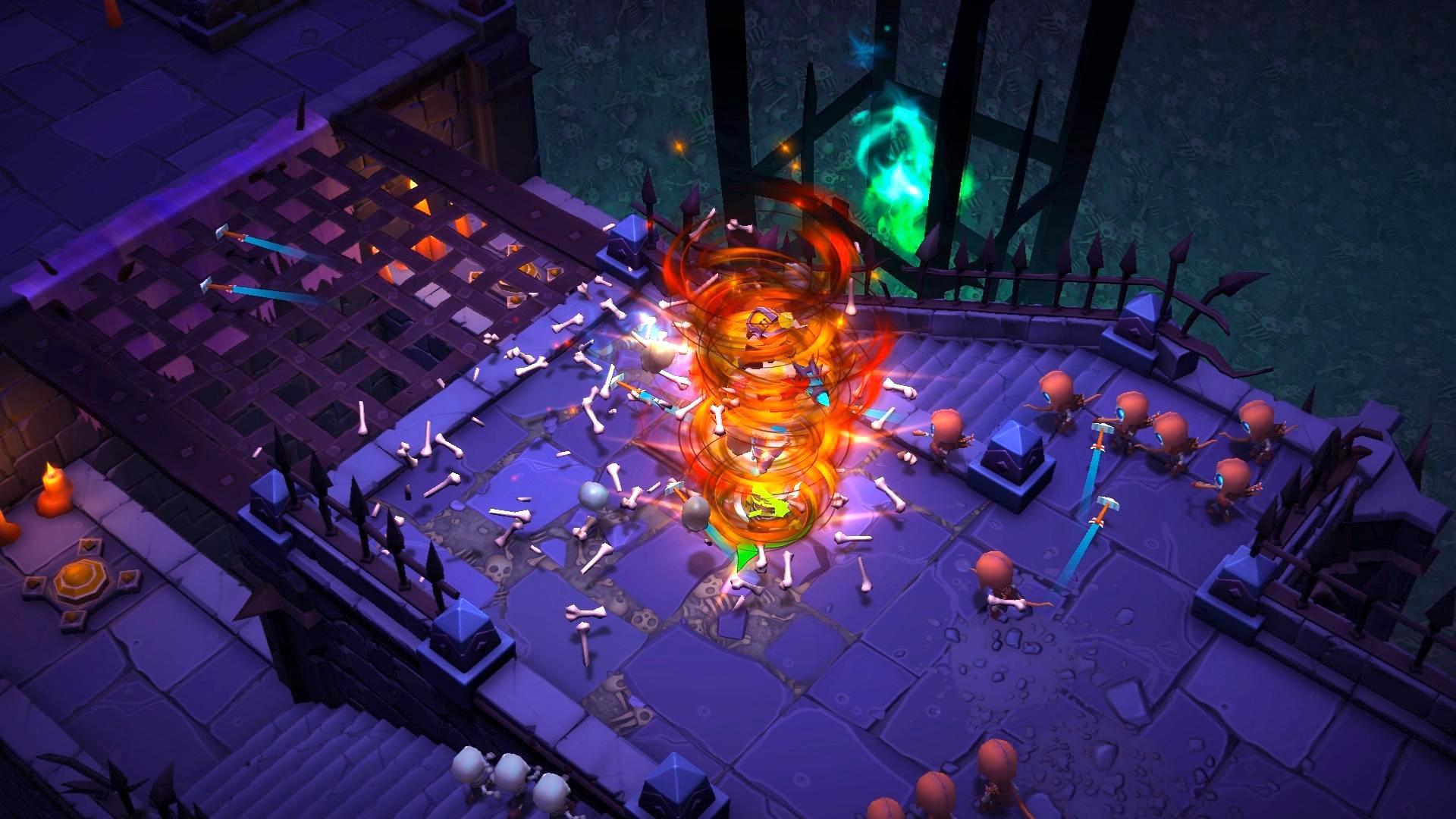 Amazon.com: Super Dungeon Bros. - Xbox One: Video Games
