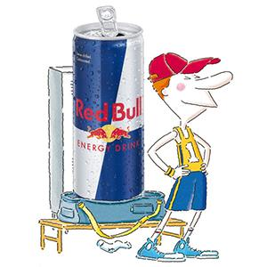 When To Drink Red Bull Before An Exam