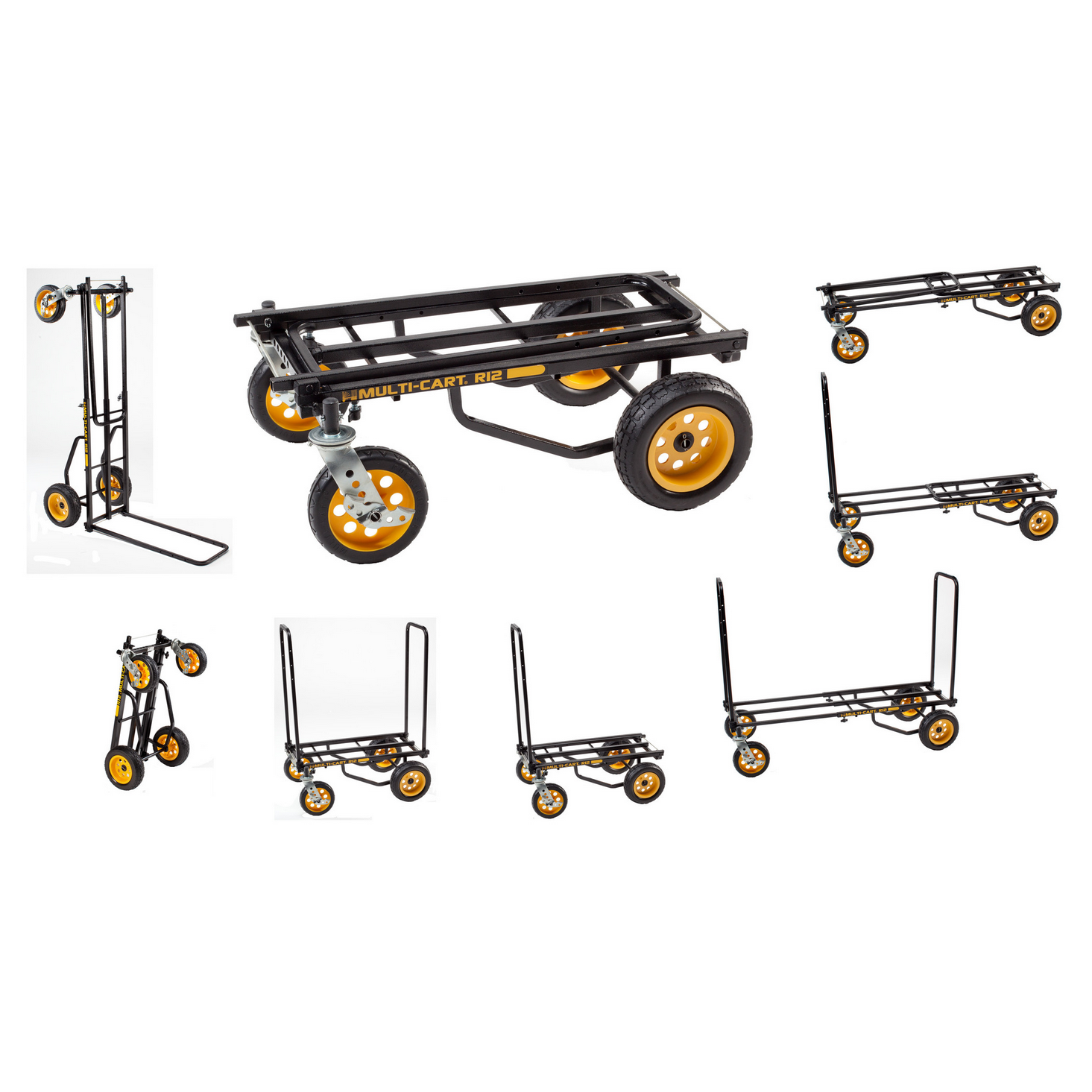 Amazon.com: Rock and Roller Multi-Cart, Model R12: Musical Instruments