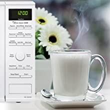 NN-SD654W Keep Warm Feature