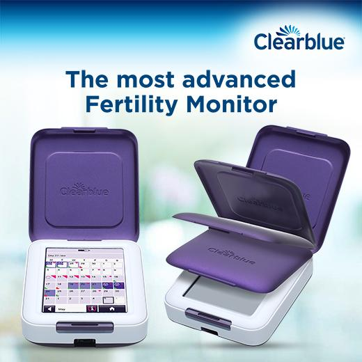 new sealed 30 clearblue fertility monitor ovulation test sticks ebay. Black Bedroom Furniture Sets. Home Design Ideas