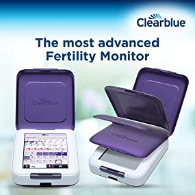 clearblue fertility monitor touch screen helps you get pregnant faster health. Black Bedroom Furniture Sets. Home Design Ideas