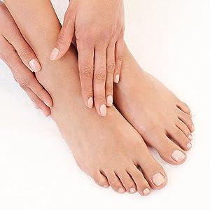 Amope, Amopé, toenail, aveeno, heels, skin remover, home pedicure, dr scholls, emjoi, clarisonic