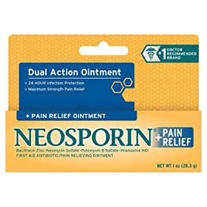 NEOSPORIN + Pain Relief Ointment