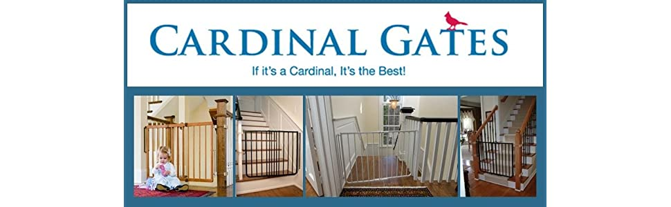 Stairway Special Safety Gate
