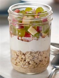 Overnight Autumn Oats