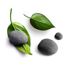 Green Tea on Stones