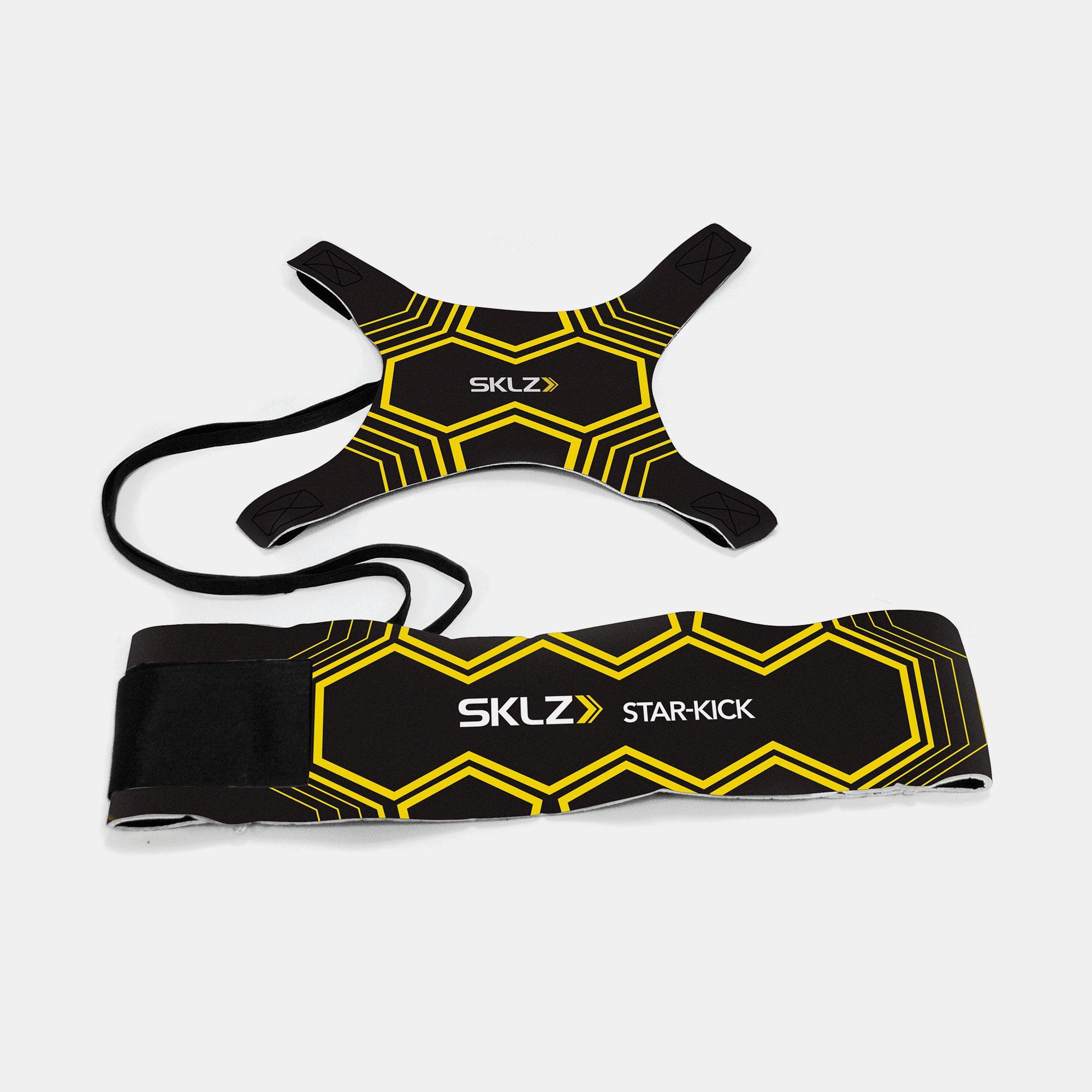 Balance Ball Kick: SKLZ Star Kick Stretch Solo Sport Exercise Aid Soccer Ball