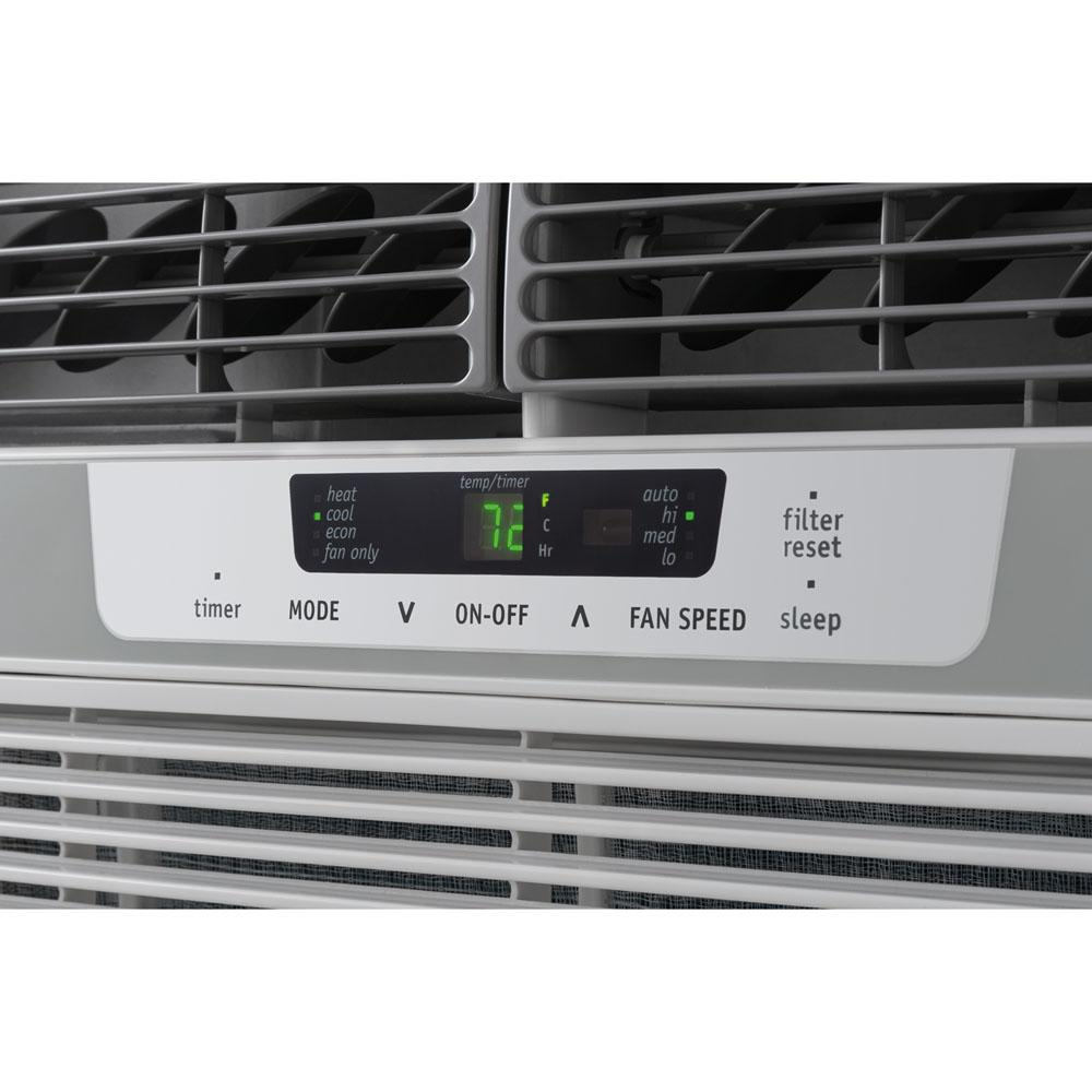 Compact Slide-Out Chasis Air Conditioner/Heat Pump with Remote Control