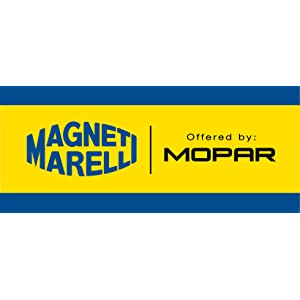 Magneti Marelli Offered by Mopar FCA Chrysler Ford Nissan GM General Motors FRAM Bosch auto parts