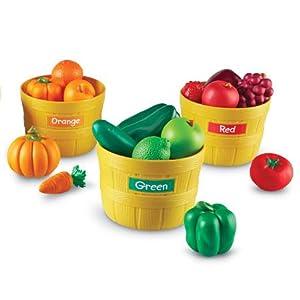 healthy eating, imaginative play, fruit, vegetables