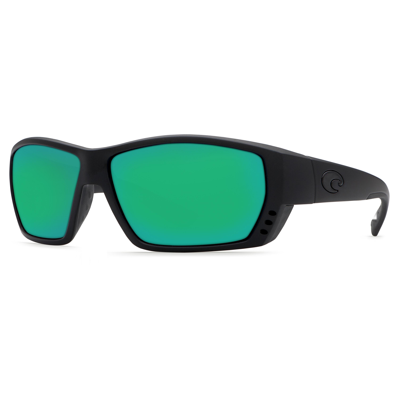 e884daca0a9d Amazon.com: Costa Del Mar TA 25 Tuna Alley White Square Sunglasses ...
