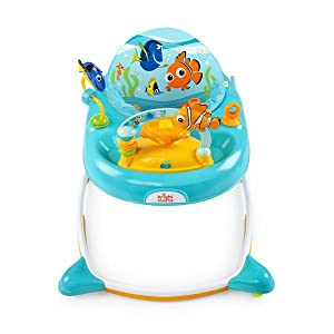 Amazon Com Disney Baby Finding Nemo Sea And Play Walker
