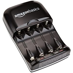 Amazon.com: AmazonBasics – Cargador de ...