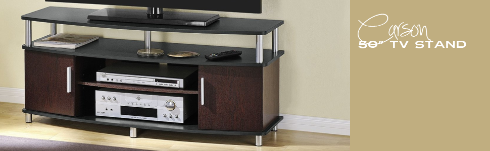 Elegant Affordable TV Stand With Storage