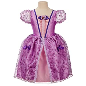 Amazon.com: Sofia the First Royal Curtsy Dress: Toys & Games