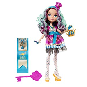 Amazon.com: Ever After High First Chapter Madeline Hatter