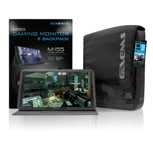 "Amazon.com: GAEMS M155 15.5"" HD LED Performance Gaming"