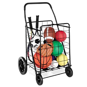 outdoor wagon, wheel barrel, roller car, wheels, collapsible cart, trolley dolley, laundry, garage