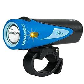 Urban bike light, bicycle light, commuter light