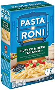 Pasta Roni Herb and Butter Rigatoni