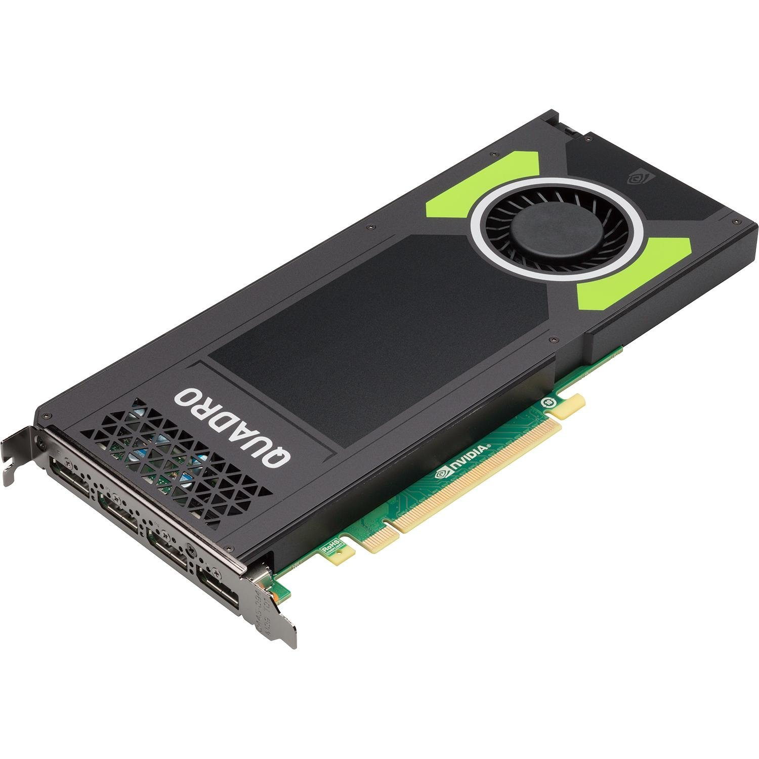 nvidia quadro m4000 extreme performance in a single slot form factor