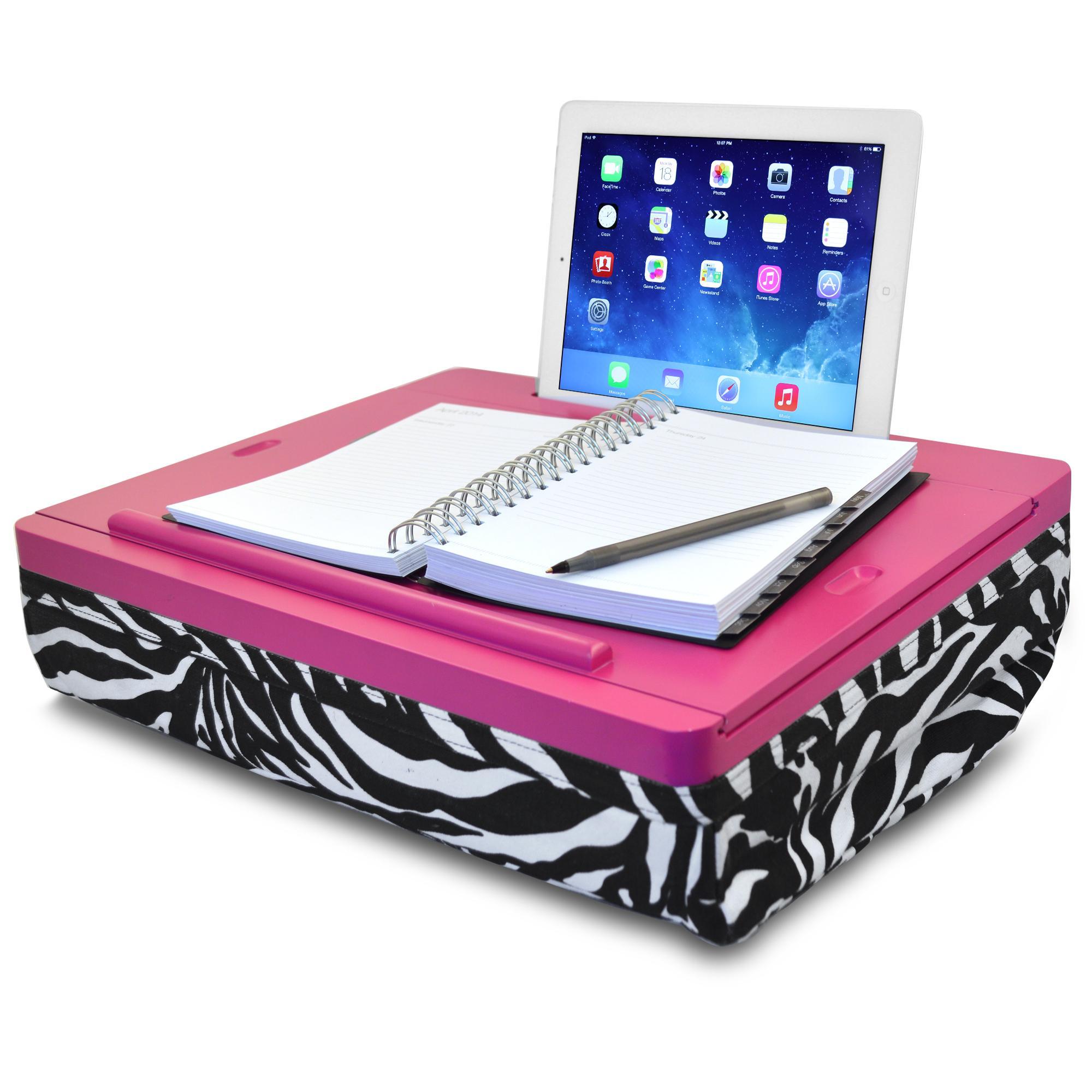 Amazon Com Life Made Icozy Dorm Desk The Ultimate Lapdesk