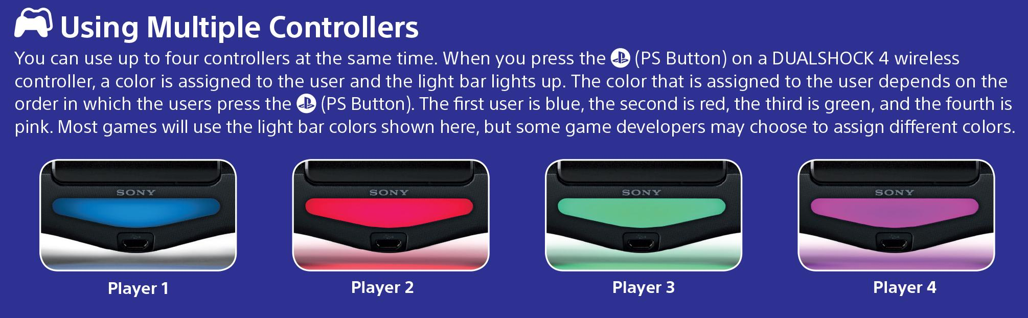 Amazon dualshock 4 wireless controller for playstation 4 dualshockds4ps4playstationcolorslightsmultiplayeruncharted aloadofball Choice Image