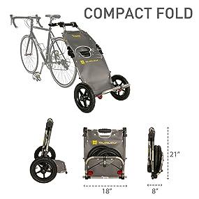 burley travoy compact fold