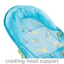 Amazon Com Summer Deluxe Baby Bather Blue Baby