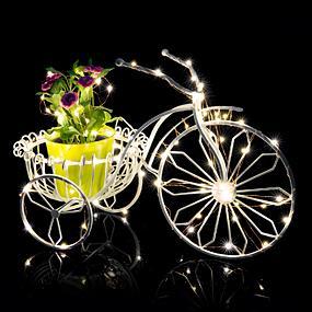 led decorative lights, Christmas starry lights, fairy string lights, Christmas string lights,