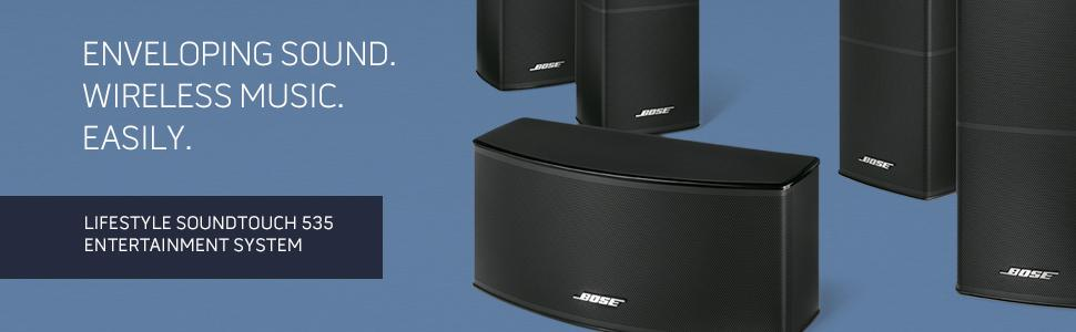amazon com bose lifestyle soundtouch 535 entertainment system home
