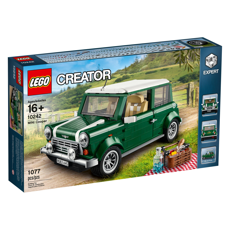 lego creator expert 10242 mini cooper building. Black Bedroom Furniture Sets. Home Design Ideas