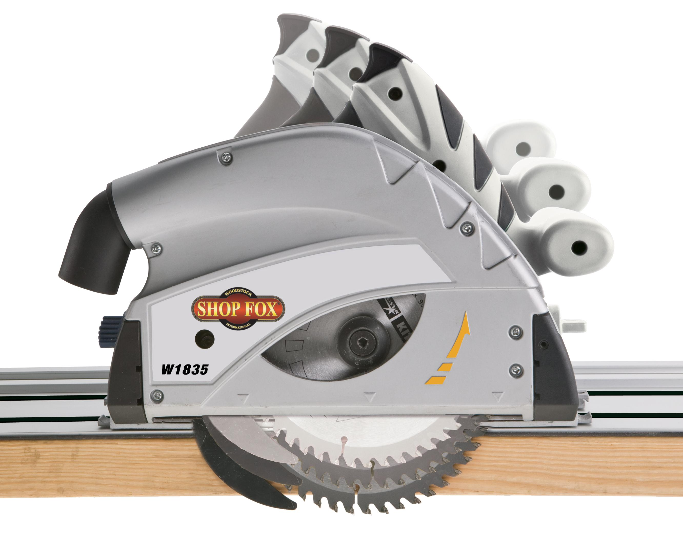 Shop fox w1835 track saw power circular saws amazon view larger greentooth Images