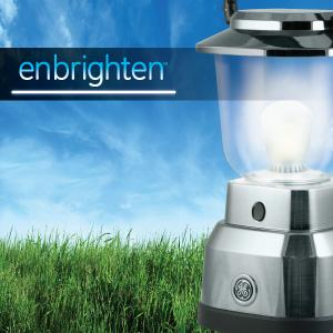 Ge Enbrighten Wireless Touch Activated Led Light Battery