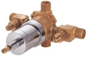 danze pressure balance shower valves
