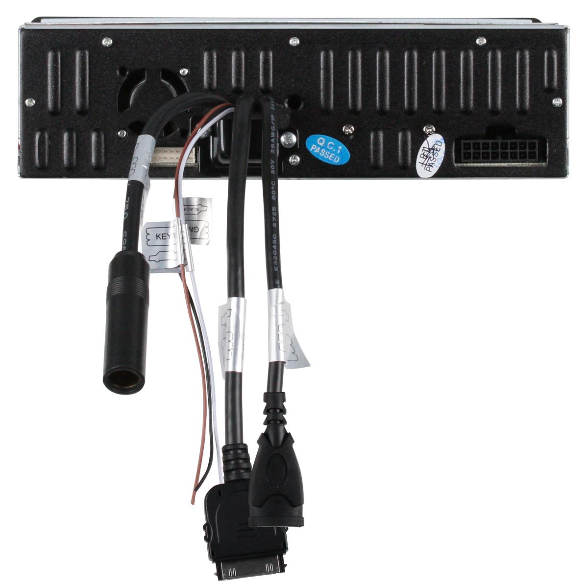 pyle audio wiring harness b amazon com boss    audio    bv9967bi in dash single din 7 inch  amazon com boss    audio    bv9967bi in dash single din 7 inch