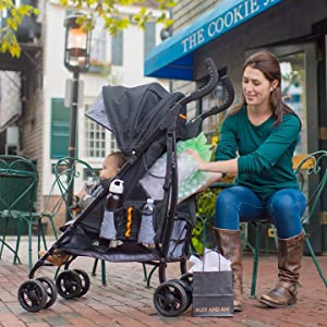 Amazon Com Summer Infant 3dtote Convenience Stroller