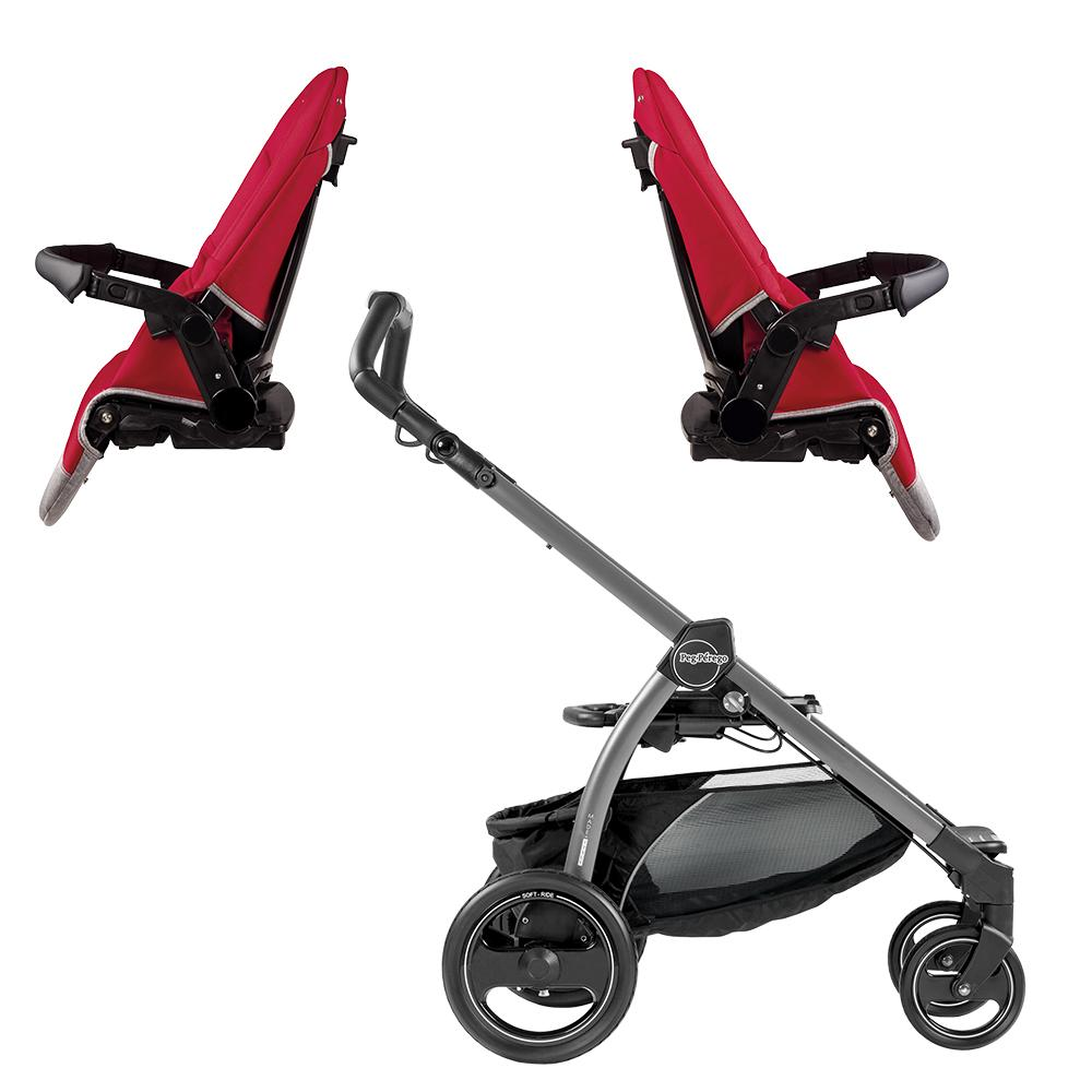 peg perego stroller folding instructions
