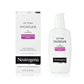 Neutrogena Oil-Free Moisture Broad Spectrum SPF 35