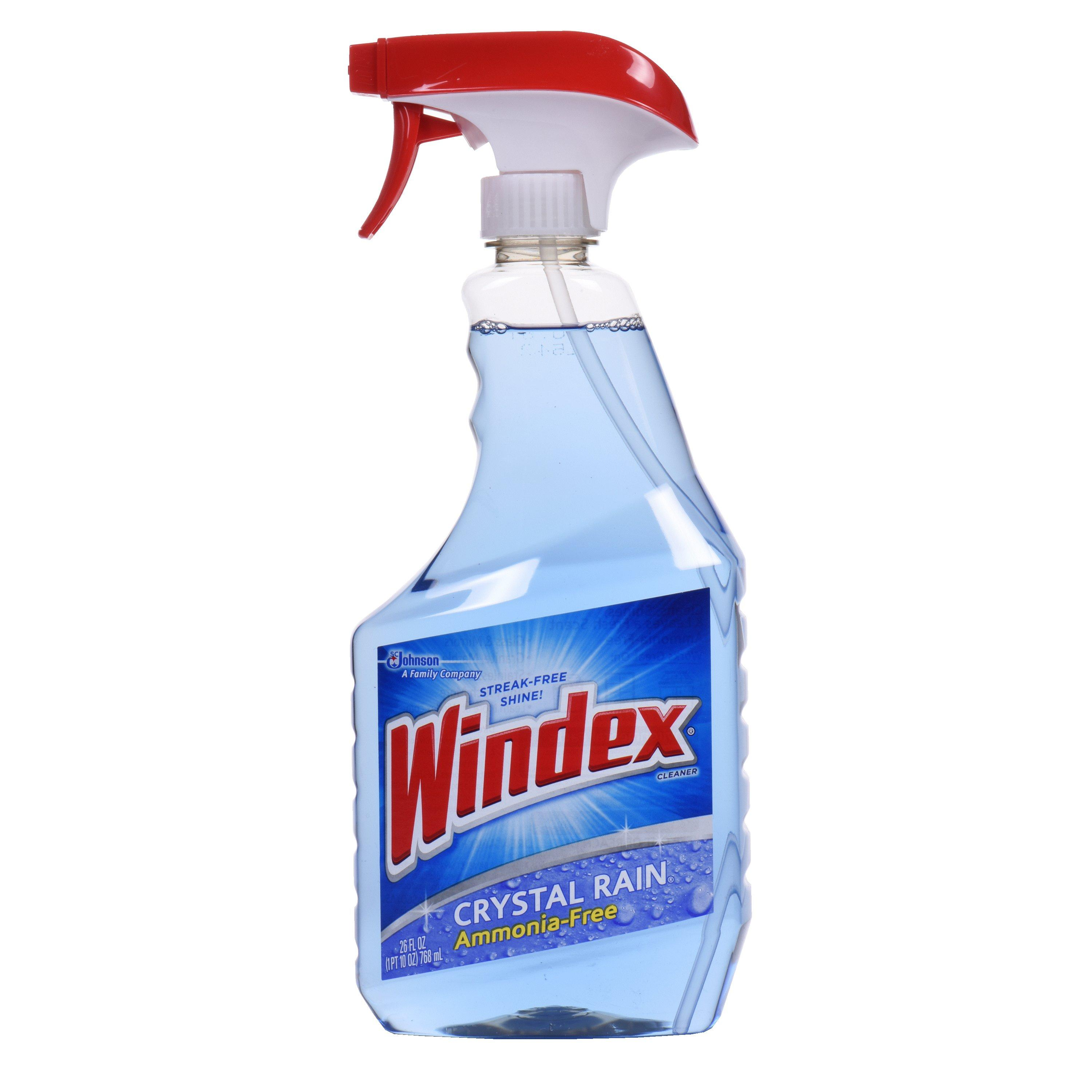 Amazon Windex Crystal Rain Glass Cleaner Ounce Health Amp Personal Care
