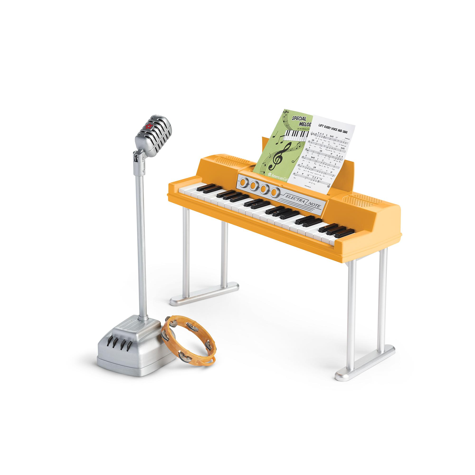 Amazon.com: American Girl Melody Recording Studio Collection: Toys