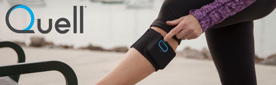 pain management, wearable, medical, TENS, pain relief, Quell