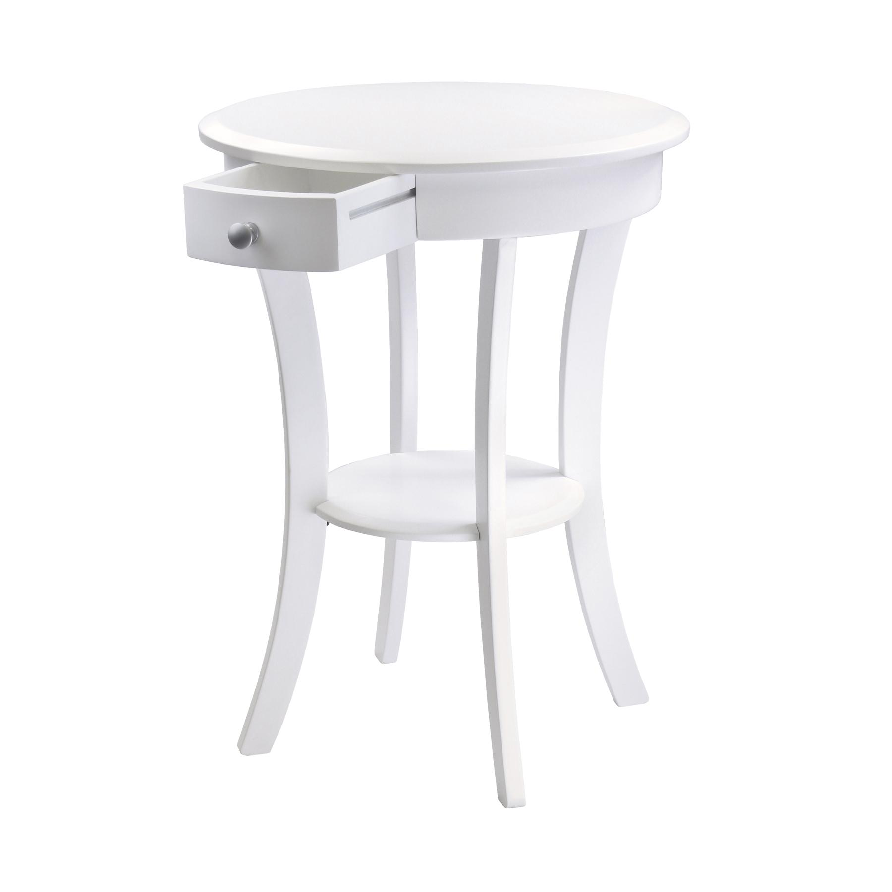 Winsome wood sasha accent table with drawer for Occasional table manufacturers