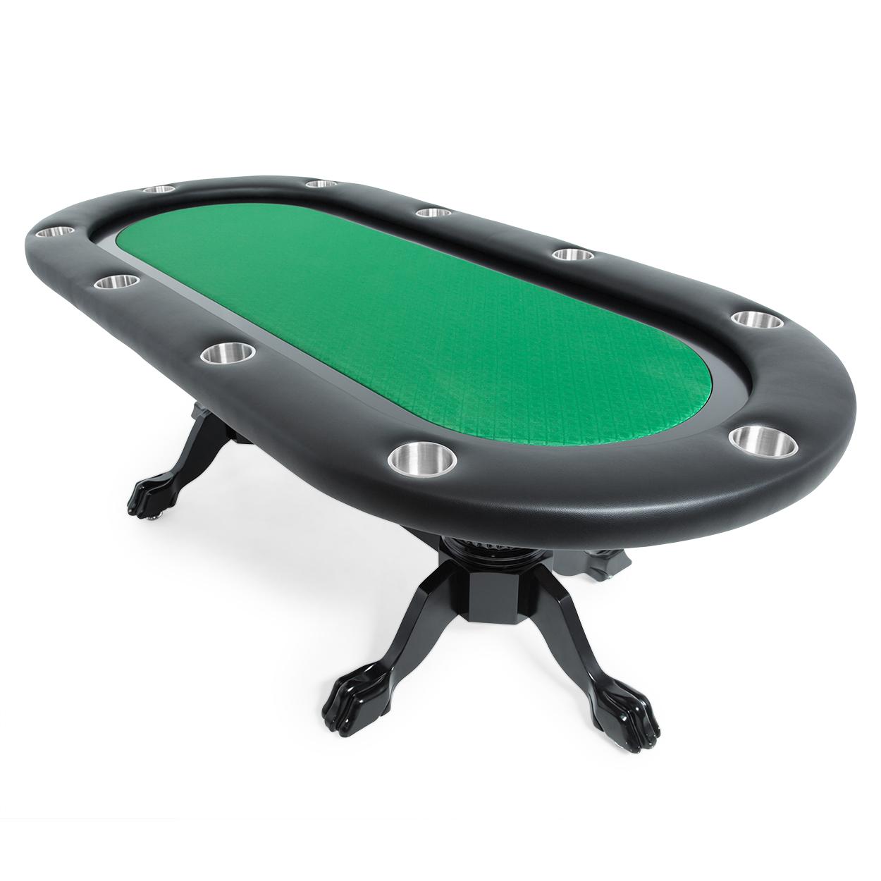 Elegant 10 Player Poker Table
